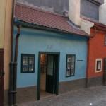 Hús Franz Kafka í Prag