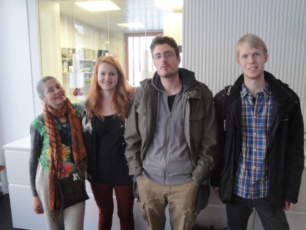 BA-studenter
